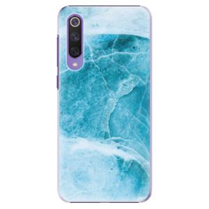 Plastové pouzdro iSaprio - Blue Marble na mobil Xiaomi Mi 9 SE