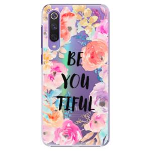 Plastové pouzdro iSaprio - BeYouTiful na mobil Xiaomi Mi 9 SE