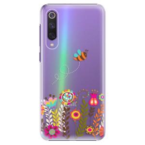 Plastové pouzdro iSaprio - Bee 01 na mobil Xiaomi Mi 9 SE