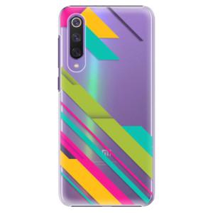 Plastové pouzdro iSaprio - Color Stripes 03 na mobil Xiaomi Mi 9 SE