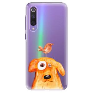 Plastové pouzdro iSaprio - Dog And Bird na mobil Xiaomi Mi 9 SE