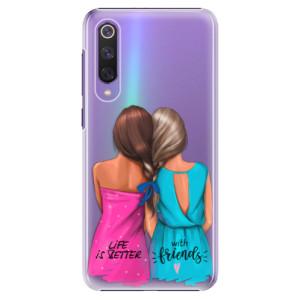 Plastové pouzdro iSaprio - Best Friends na mobil Xiaomi Mi 9 SE