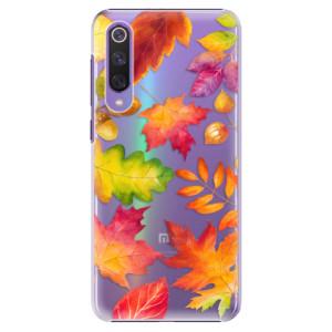 Plastové pouzdro iSaprio - Autumn Leaves 01 na mobil Xiaomi Mi 9 SE