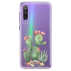 Plastové pouzdro iSaprio - Cacti 01 na mobil Xiaomi Mi 9 SE