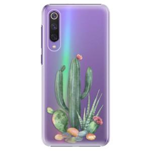 Plastové pouzdro iSaprio - Cacti 02 na mobil Xiaomi Mi 9 SE