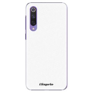 Plastové pouzdro iSaprio - 4Pure - bílé na mobil Xiaomi Mi 9 SE