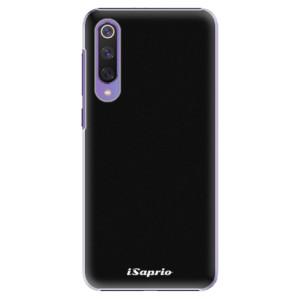 Plastové pouzdro iSaprio - 4Pure - černé na mobil Xiaomi Mi 9 SE