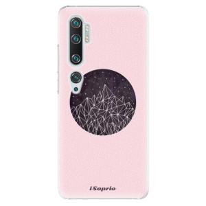 Plastové pouzdro iSaprio - Digital Mountains 10 na mobil Xiaomi Mi Note 10 / Note 10 Pro