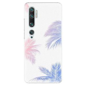 Plastové pouzdro iSaprio - Digital Palms 10 na mobil Xiaomi Mi Note 10 / Note 10 Pro