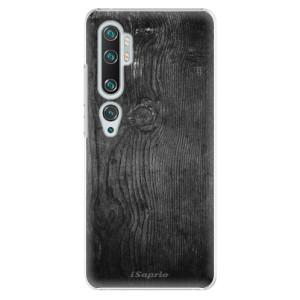 Plastové pouzdro iSaprio - Black Wood 13 na mobil Xiaomi Mi Note 10 / Note 10 Pro