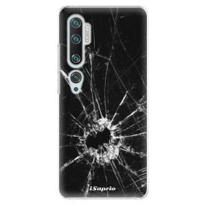 Plastové pouzdro iSaprio - Broken Glass 10 na mobil Xiaomi Mi Note 10 / Note 10 Pro