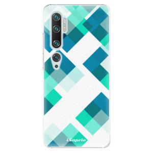 Plastové pouzdro iSaprio - Abstract Squares 11 na mobil Xiaomi Mi Note 10 / Note 10 Pro