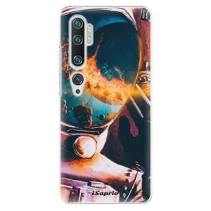 Plastové pouzdro iSaprio - Astronaut 01 na mobil Xiaomi Mi Note 10 / Note 10 Pro