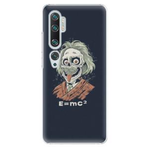 Plastové pouzdro iSaprio - Einstein 01 na mobil Xiaomi Mi Note 10 / Note 10 Pro