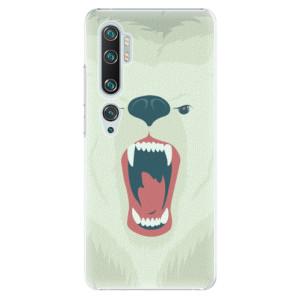 Plastové pouzdro iSaprio - Angry Bear na mobil Xiaomi Mi Note 10 / Note 10 Pro