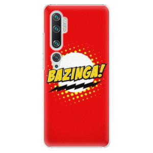 Plastové pouzdro iSaprio - Bazinga 01 na mobil Xiaomi Mi Note 10 / Note 10 Pro