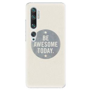 Plastové pouzdro iSaprio - Awesome 02 na mobil Xiaomi Mi Note 10 / Note 10 Pro