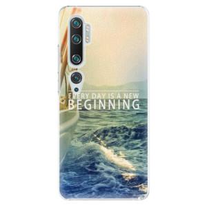 Plastové pouzdro iSaprio - Beginning na mobil Xiaomi Mi Note 10 / Note 10 Pro