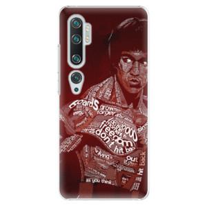 Plastové pouzdro iSaprio - Bruce Lee na mobil Xiaomi Mi Note 10 / Note 10 Pro