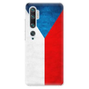 Plastové pouzdro iSaprio - Czech Flag na mobil Xiaomi Mi Note 10 / Note 10 Pro