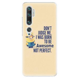 Plastové pouzdro iSaprio - Be Awesome na mobil Xiaomi Mi Note 10 / Note 10 Pro