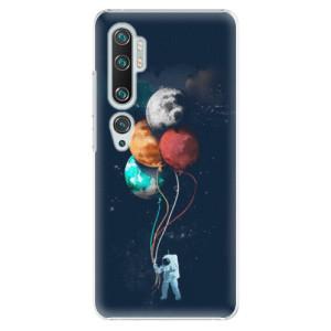 Plastové pouzdro iSaprio - Balloons 02 na mobil Xiaomi Mi Note 10 / Note 10 Pro
