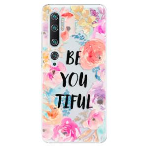 Plastové pouzdro iSaprio - BeYouTiful na mobil Xiaomi Mi Note 10 / Note 10 Pro