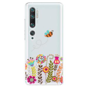 Plastové pouzdro iSaprio - Bee 01 na mobil Xiaomi Mi Note 10 / Note 10 Pro