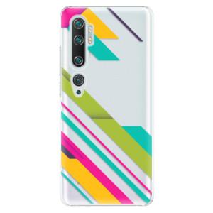 Plastové pouzdro iSaprio - Color Stripes 03 na mobil Xiaomi Mi Note 10 / Note 10 Pro