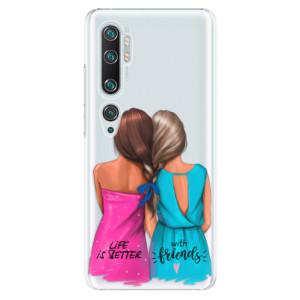 Plastové pouzdro iSaprio - Best Friends na mobil Xiaomi Mi Note 10 / Note 10 Pro