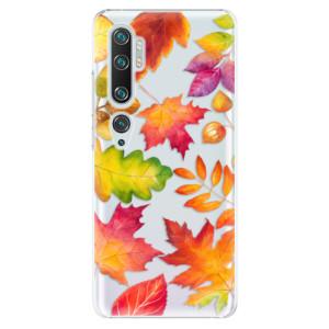 Plastové pouzdro iSaprio - Autumn Leaves 01 na mobil Xiaomi Mi Note 10 / Note 10 Pro