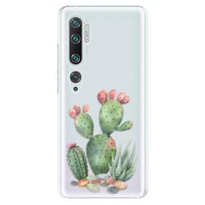 Plastové pouzdro iSaprio - Cacti 01 na mobil Xiaomi Mi Note 10 / Note 10 Pro