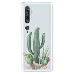 Plastové pouzdro iSaprio - Cacti 02 na mobil Xiaomi Mi Note 10 / Note 10 Pro