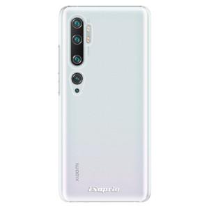 Plastové pouzdro iSaprio - 4Pure - mléčné bez potisku na mobil Xiaomi Mi Note 10 / Note 10 Pro