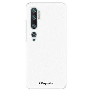 Plastové pouzdro iSaprio - 4Pure - bílé na mobil Xiaomi Mi Note 10 / Note 10 Pro