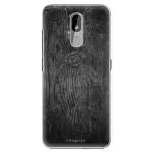 Plastové pouzdro iSaprio - Black Wood 13 na mobil Nokia 3.2