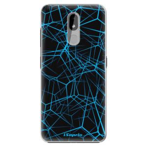 Plastové pouzdro iSaprio - Abstract Outlines 12 na mobil Nokia 3.2