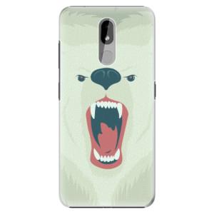 Plastové pouzdro iSaprio - Angry Bear na mobil Nokia 3.2