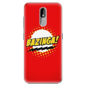 Plastové pouzdro iSaprio - Bazinga 01 na mobil Nokia 3.2
