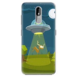 Plastové pouzdro iSaprio - Alien 01 na mobil Nokia 3.2