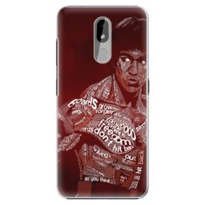Plastové pouzdro iSaprio - Bruce Lee na mobil Nokia 3.2