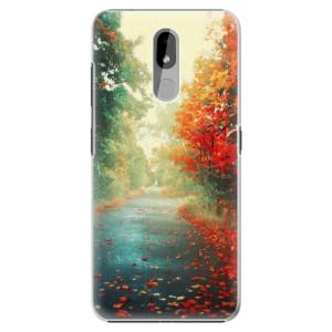 Plastové pouzdro iSaprio - Autumn 03 na mobil Nokia 3.2