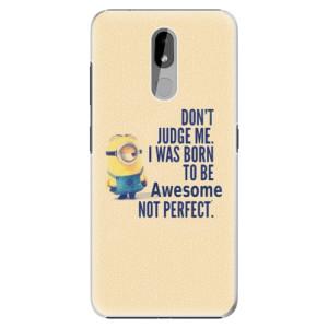 Plastové pouzdro iSaprio - Be Awesome na mobil Nokia 3.2