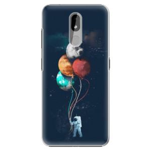 Plastové pouzdro iSaprio - Balloons 02 na mobil Nokia 3.2