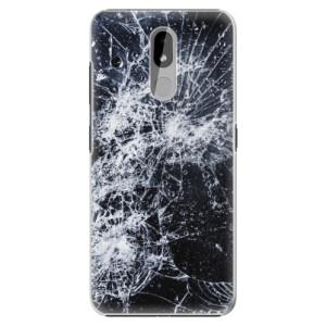 Plastové pouzdro iSaprio - Cracked na mobil Nokia 3.2