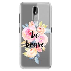 Plastové pouzdro iSaprio - Be Brave na mobil Nokia 3.2