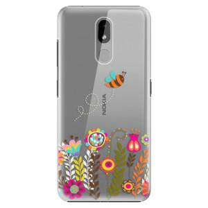 Plastové pouzdro iSaprio - Bee 01 na mobil Nokia 3.2