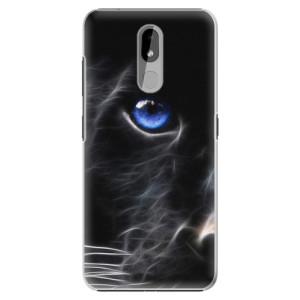Plastové pouzdro iSaprio - Black Puma na mobil Nokia 3.2