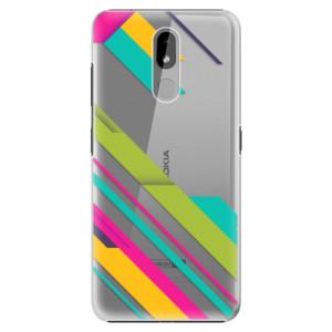 Plastové pouzdro iSaprio - Color Stripes 03 na mobil Nokia 3.2