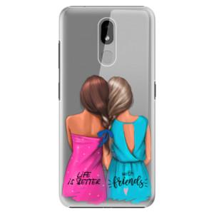 Plastové pouzdro iSaprio - Best Friends na mobil Nokia 3.2